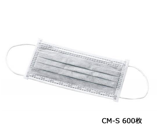 アズピュア活性炭マスク(4層・耳掛けタイプ) CM-S 600枚