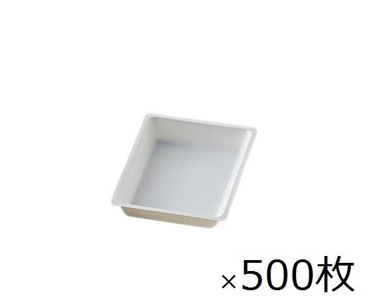 ディスポトレー 100×70×13mm 500枚入 DT-1