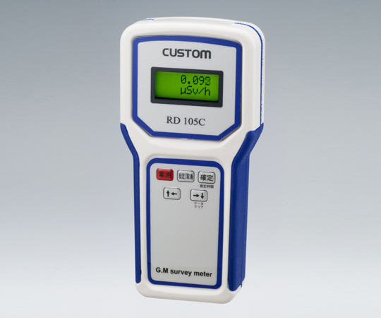 [Discontinued]GM Survey Meter (Radiation Dosimeter) RD105C