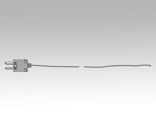 Temperature Data Logger 0602.0645 Element K Thermocouple Temperature Probe (Fiberglass Coated) 602.0645