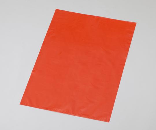 アズラボ滅菌用オートクレーブバッグ(赤色・無地)