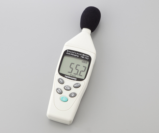 騒音計 校正証明書付 TM-103