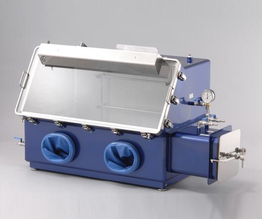 フロー型グローブボックス 1000×600×650mm AZGBF100