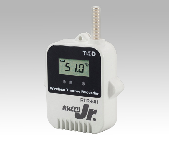 ONDOTORI Wireless Data Logger (Cordless Handset) Temperature x 1ch (Internal) RTR-501