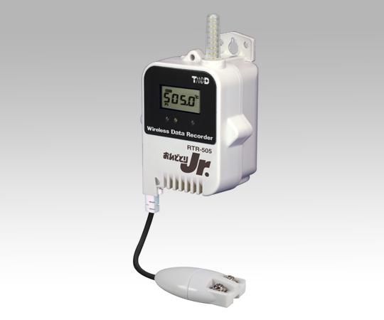 ONDOTORI Wireless Data Logger (Cordless Handset) Temperature (Pt100/1000) x 1ch Large Capacity Battery RTR-505-PtL