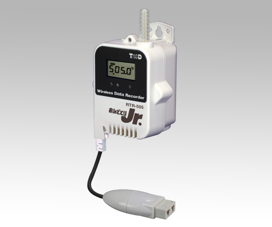 ONDOTORI Wireless Data Logger (Cordless Handset) Temperature (Thermocouple) x 1ch Large Capacity Battery RTR-505-TCL