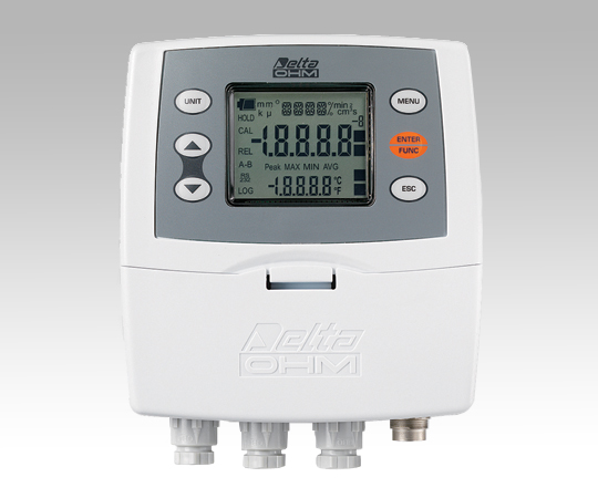 Thermo-Hygro Transmitter Data Logger AC/DC Power HD2717T.DR