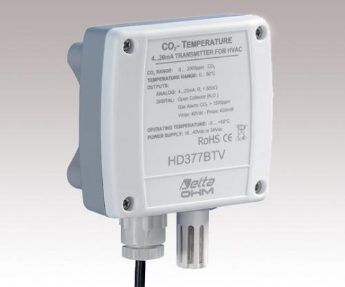 CO2トランスミッタ