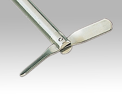 遠心力型撹拌羽根 φ8×550mm R1355