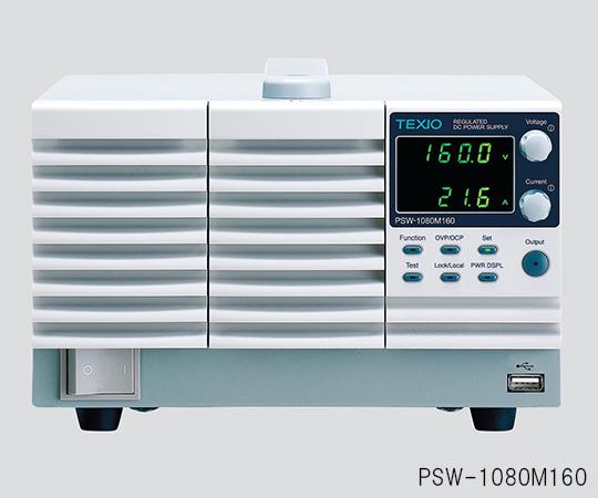 Stabilized DC Power Supply Wide Range PSW-1080M160