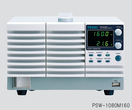 Stabilized DC Power Supply (Wide Range) With Calibration Certificate PSW-1080M160