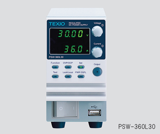 Stabilized DC Power Supply (Wide Range) With Calibration Certificate PSW-360H800