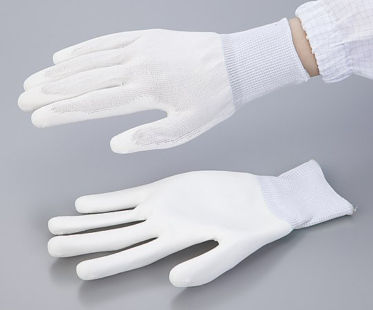 アズピュア PUクール手袋 手の平コート L 10双