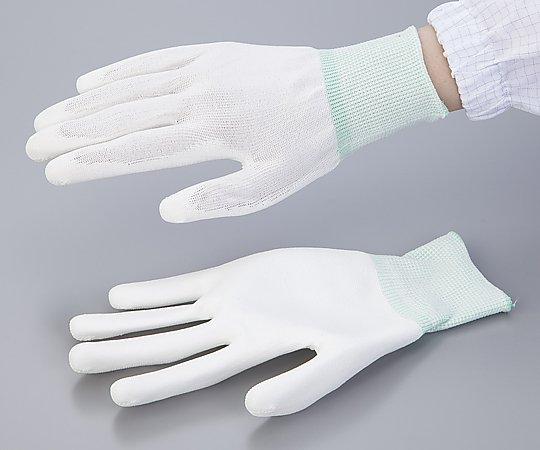 アズピュア PUクール手袋 手の平コート M 10双