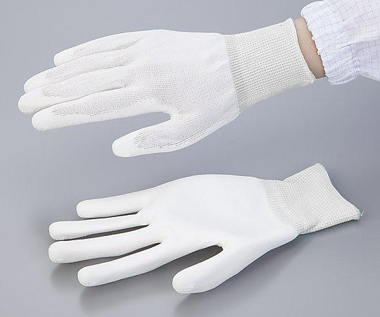 アズピュア PUクール手袋 手の平コート S 10双