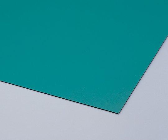 アズピュアESDシート(静電気対策用品) 900mm×10m 緑 1209GR