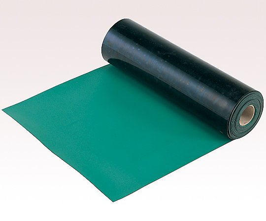 アズピュアESDシート(静電気対策用品) 1000mm×10m 緑光沢 1210GRS