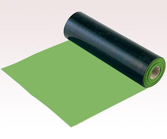 アズピュアESDシート(静電気対策用品) 1000mm×10m ライトグリーン 1210LG