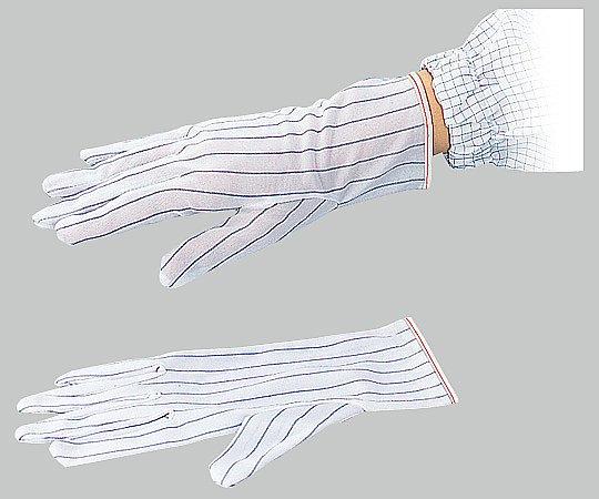 アズピュア ESDポリエステル手袋 S 10双