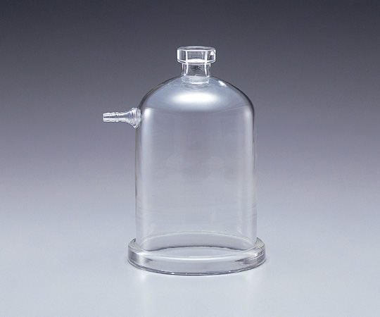[Discontinued]Bell Type Filter Flask Soda Lime Glass φ120 x 150mm and others