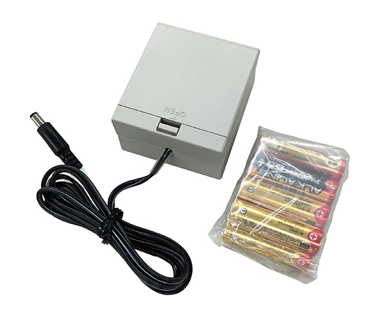データロガー DC6Vバッテリーパック