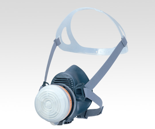 Gas Mask (For Low Concentration 0.1% Or Less) Size M GM-70J GM70J