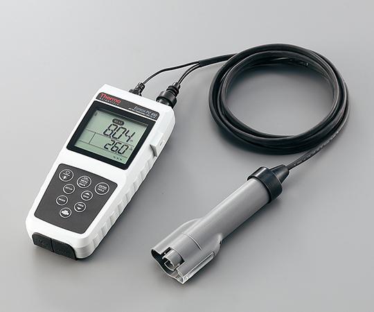 ラコムテスターハンディタイプ pH・導電率計(PC450COMBI)