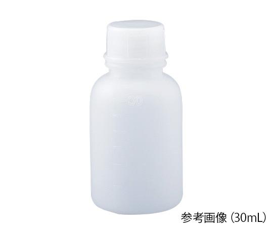 細口瓶中フタ付 50mL (ケース販売) 100本入