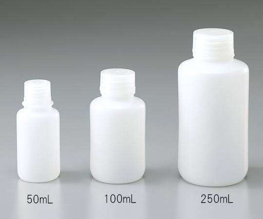細口瓶 HDPE製 500mL(ケース販売) 50本