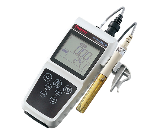 ハンディタイプ 導電率計(CON150) 校正証明書付き ECCONWP15003K