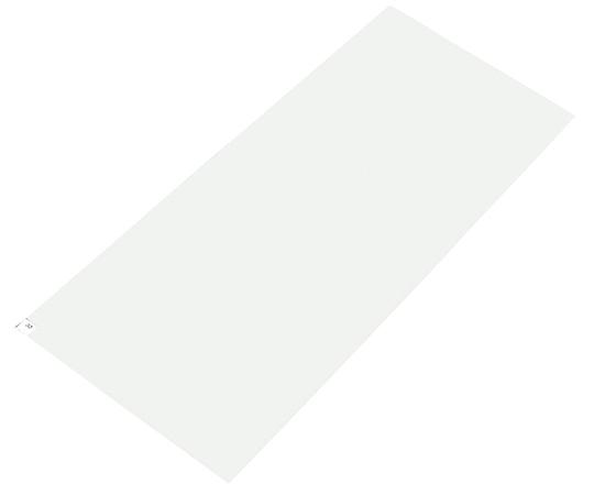 アズピュアクリーンマット (中粘着タイプ) 白 450×900 10シート 4590