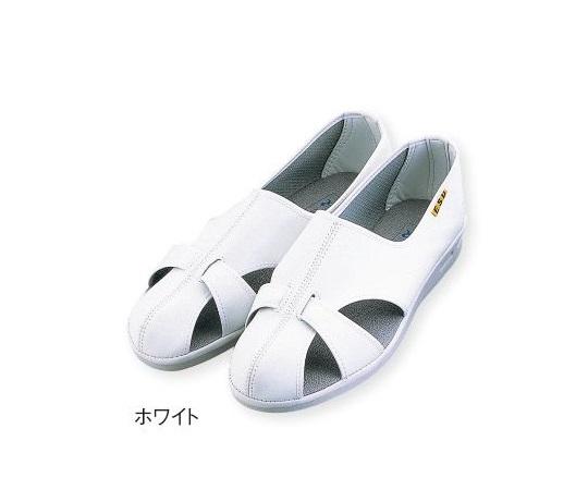 アズピュアベルタシューズ(ホワイト 22.0cm)
