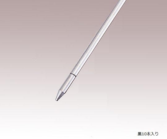 アズピュアESDボールペン替芯 黒 10本