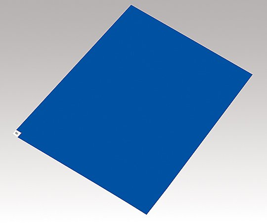 アズピュアクリーンマット(弱粘着) 青 450×900 6シート