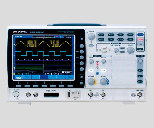 デジタルストレージオシロスコープ(2チャンネル) GDS-2202A