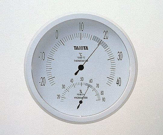 温湿度計 TT-492(ホワイト)