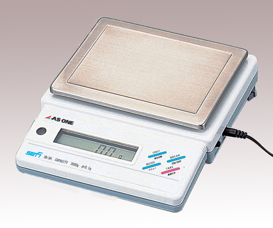 電子天秤(sefi) IB-3K 校正証明付き