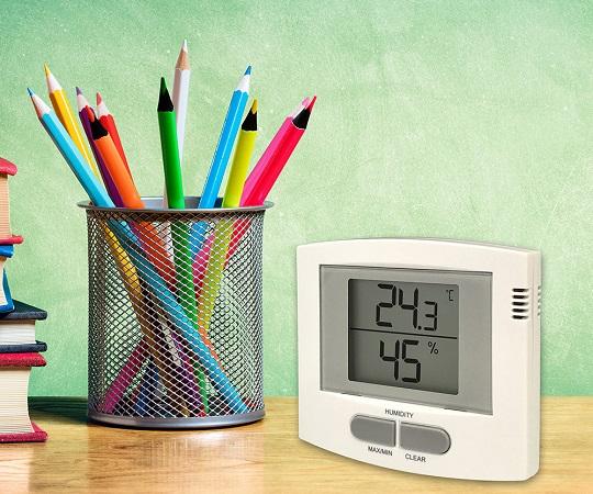 Neo Thermo-Hygrometer 510H