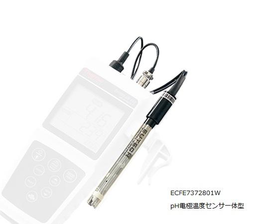 ラコムテスターハンディタイプ用 pH電極温度センサ一体型