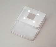 電子天びん用オプション 表示部保護カバー(5枚1組)