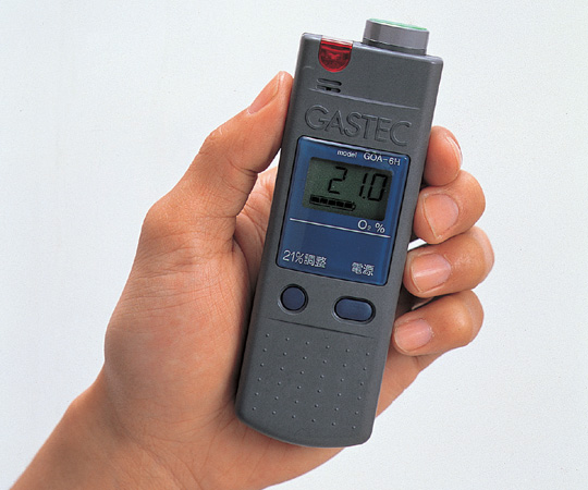 Oxygen Concentration Alarm Meter With Calibration Certificate GOA-6H-S