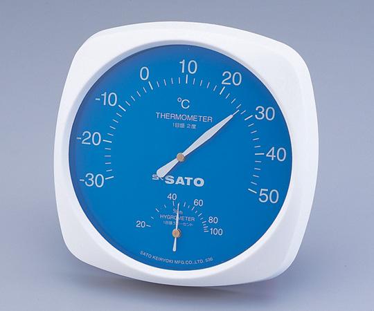 温湿度計(壁掛タイプ)