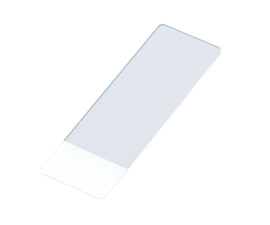 Antistripping Coat Slide Glass (MAS-GP Type A) 26 x 15mm White 100 Pieces S9901