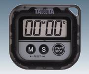 丸洗いタイマー (100分計) ブラック TD-376