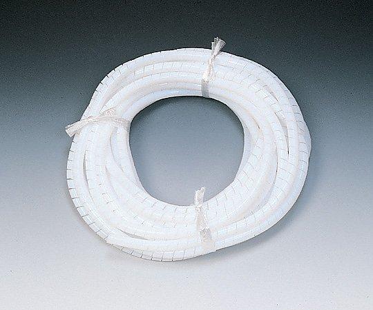 フッ素樹脂(PTFE)スパイラルホース PTFE-12用 10×12 1巻(10m)