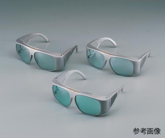 レーザー光完全吸収メガネ YL-250G(ヤグOD5)