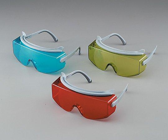 レーザー光吸収メガネ