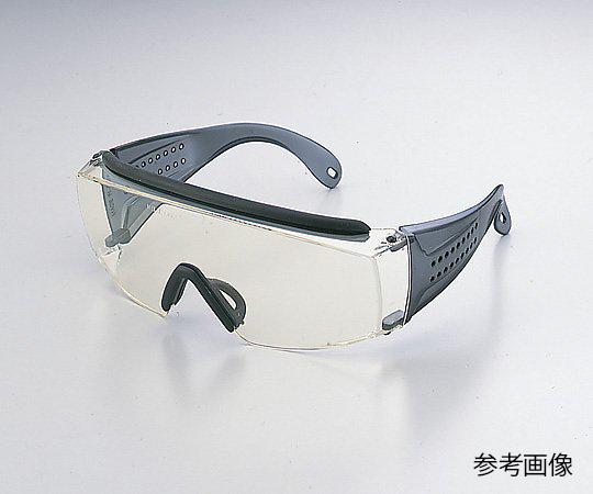 レーザー光吸収メガネ(1/100減衰一部透過) ヤグ2倍波 YL-717M