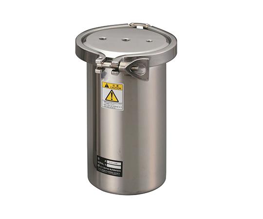 内容器式ステンレス加圧容器(TAシリーズ) 2.5L TA100N