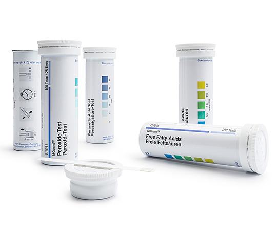 エムクァント分析用試験紙 塩素(低濃度) 塩素(低濃度タイプ)